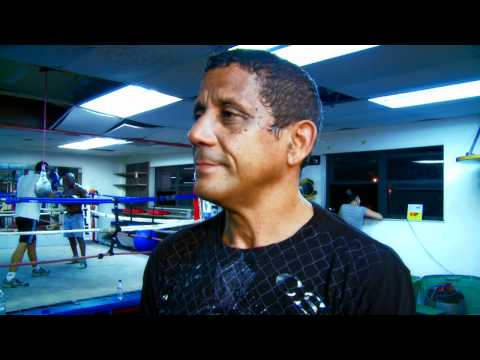 Manuel Lopez on MMA fighter Alex Caceres