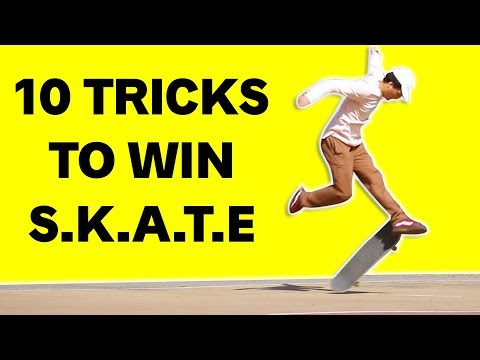 10 Tricks That DESTROY ME In S.K.A.T.E