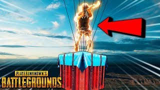 NEW Airdrop Trick..!! | Best PUBG Moments and Funny Highlights - Ep.170