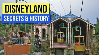 Disneyland Skyway | Abandoned Disneyland | Disneyland secrets and history