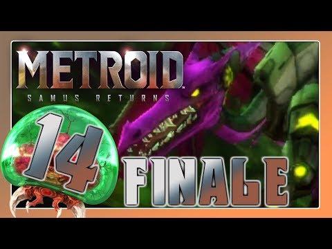 🔴 METROID: SAMUS RETURNS Part 14: Großes Finale mit Metroid-Queen und Ridley!