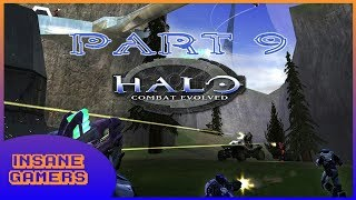 ASSAULT ON THE CONTROL ROOM: PART 1 - Halo: Combat Evolved (Xbox) - Part 9