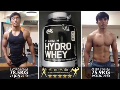 Optimum Nutrition Platinum Hydrowhey