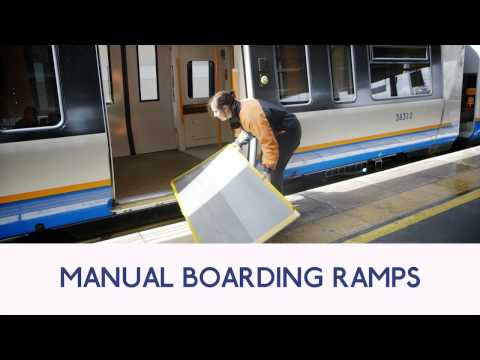 4: An accessible rail journey