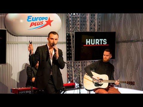 Hurts — Wonderful Life @Европа Плюс Акустика