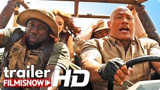 JUMANJI: THE NEXT LEVEL Final Trailer (2019) | Dwayne Johnson Movie
