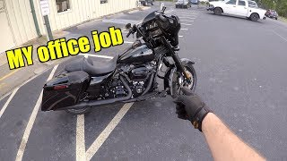 Why Harley Techs TEST RIDE