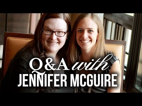 Q&A with Jennifer McGuire!