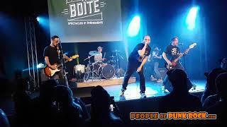 THE TRANSLATERS - Fight @ La Boîte, Saint-Jean-sur-Richelieu QC - 2018-11-03