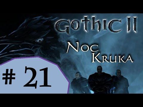 Zagraj z MaCem w : Gothic II Noc Kruka Kusza Dragomira i próba uzyskania ornamentu # 21