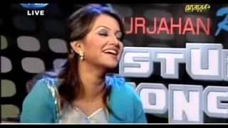নওশীন কে বিয়ের প্রস্তাব দিলো সরাসরি টিভি অনুষ্টানে