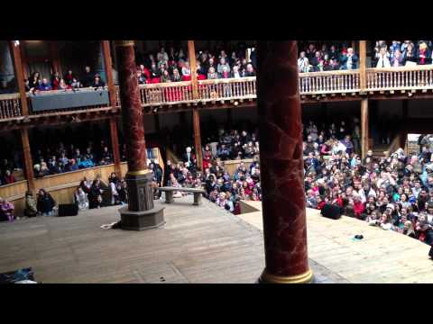 Othello: The Remix Standing Ovation at The Globe