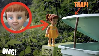 CAPTURING GABBY GABBY IN REAL LIFE! *Toy Story 4*