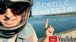 Wild Ride with Jewelz: Scenic Seattle