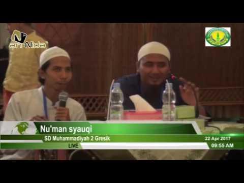Nu'man Syauqi - AHAI 1438H