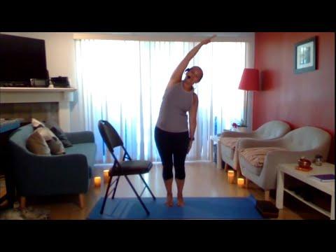 Yoga for Seniors 17 Aug 2020