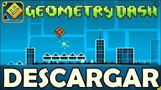 Descargar Geomtry Dash Android Full apk Gratis