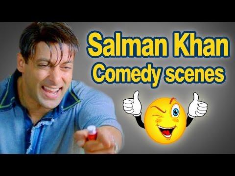 Salman Khan Best Comedy Scenes | Mujhse Shaadi Karogi - Judwaa - Chal Mere Bhai - No Entry
