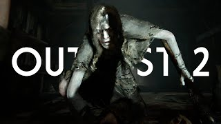Because It's Scary: An Outlast 2 Analysis