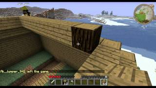 Let's Play Multiplayer Minecraft: Vanilla Survival Part 7