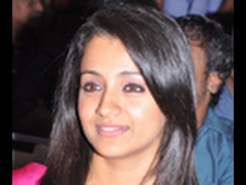 Trisha comments on other heroines