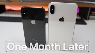 iPhone XS and iPhone XS Max - One Month Later