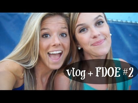 vlog + FDOE #2 (+me on gluten free diet & macros)
