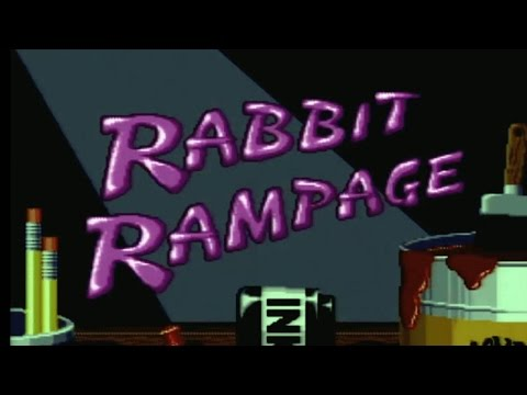 CGR Undertow - Observations and Frustrations with BUGS BUNNY: RABBIT RAMPAGE