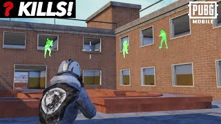 NEW UNDERGROUND WALL HACK IN PUBG MOBILE!