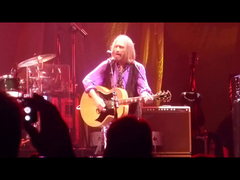 Tom Petty and the Heartbreakers - Rebels (Houston 09.25.14) HD