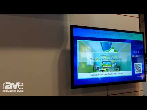 InfoComm 2015: Sonnoc Highlights Multimedia Information Release System