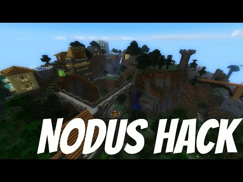 Minecraft Multiplayer HACK NODUS xray.fly and more!!