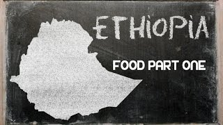 Ethiopian Food Part 1 An Introduction - Doro Wot Injera Kitfo Gored