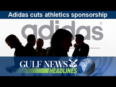 Adidas cuts athletics sponsorship - GN Headlines