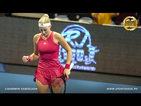 International Premier Tennis League : Delhi ( UAE Royals vs. Singapore Slammers )