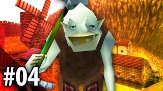 Zelda: Ocarina of Time Randomizer #4 — Dampé for Super Smash Bros. Ultimate!