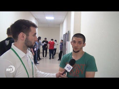 Дагестанские борцы в лидерах на чемпионате России в Ингушетии