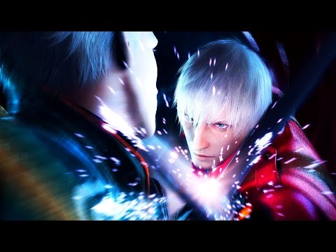 Devil May Cry 3 - Official Trailer 2015 Hd !!! video