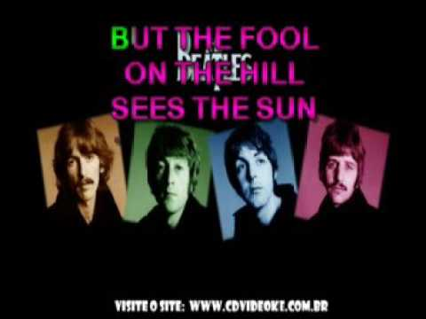 Beatles, The   Fool On The Hill, The