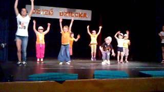 Tańczące Brzdące (Szkoła Tańca Extreme Dariusz Kryla)- 01.06.2011