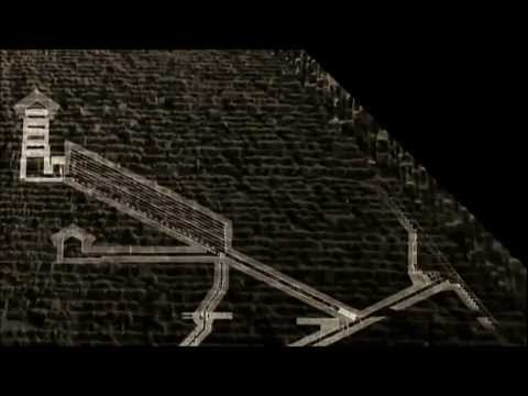 The Great Pyramid of Egypt, How was it Built- new solid theory, new evidence. JP Houdin. 2011 must see.PART -1-