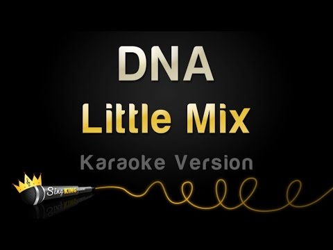 Little Mix - DNA (Karaoke Version)