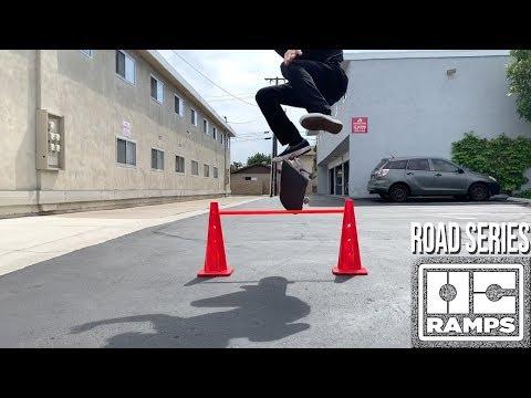 Skate Cones - Road Series by OC Ramps