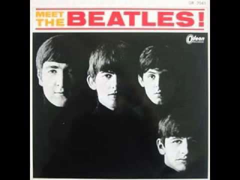 MEET THE BEATLES  - japan original mono LP