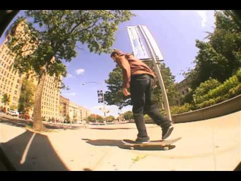 Casey Rigney Promo 2011 - Arcade Skateboards