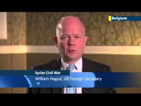 EU Syria Arms Embargo: UK leads calls to remove barriers to arming anti-Assad rebel forces