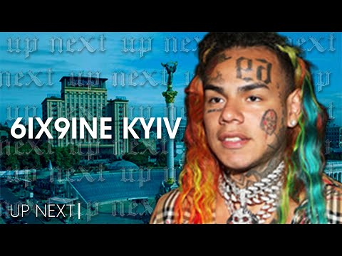 Концерт 6ix9ine в Киеве: live & vlog (2018)