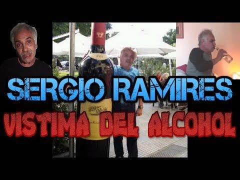 Cae en El Alcohol Falso Sergio Ramirez || E. reyes