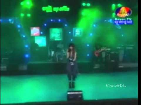 Sokun Nisa Perform at Bayon TV Concert