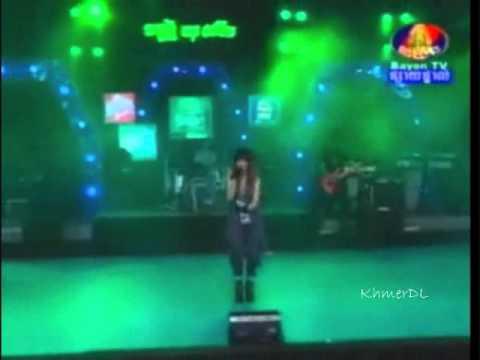 Sokun Nisa Perform at Bayon TV Concert